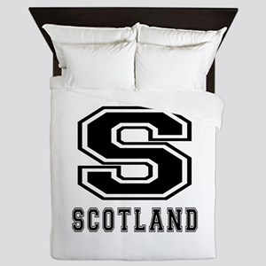Scotland Designs Queen Duvet