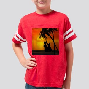 BRPARADISE Youth Football Shirt