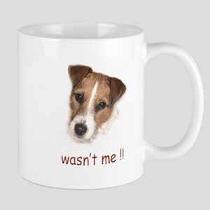 Parson Russell Terrier, Jack Mug