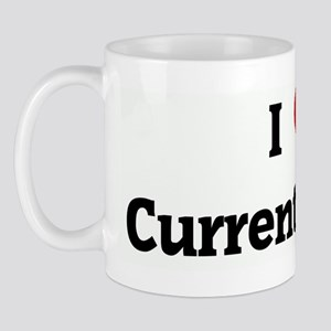 I Love Current Affairs Mug