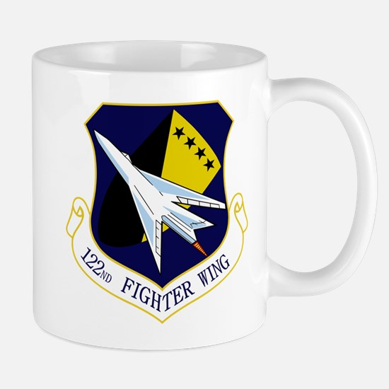 122nd FW Mug