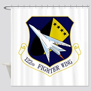 122nd FW Shower Curtain