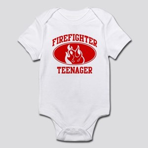 Firefighter TEENAGER (Flame) Infant Bodysuit