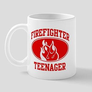 Firefighter TEENAGER (Flame) Mug