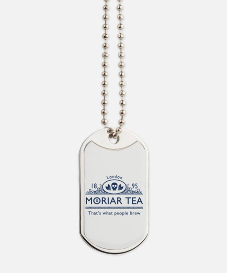 Moriartea New Version Dog Tags