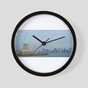 Statue of Liberty New York - Pro Photo Wall Clock