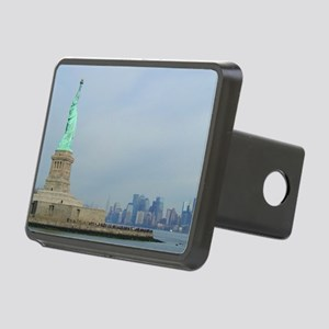 Statue of Liberty New York Rectangular Hitch Cover