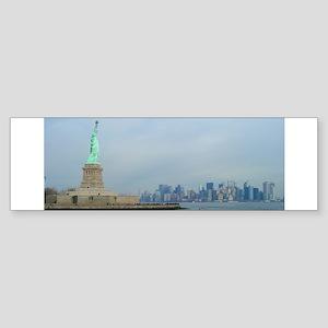 Statue of Liberty New York - Pro Sticker (Bumper)