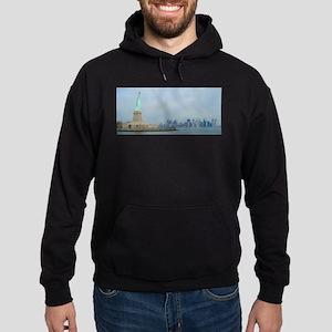 Statue of Liberty New York - Pro Pho Hoodie (dark)