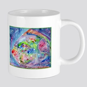 Tropical Fish! Colorful art! Mugs