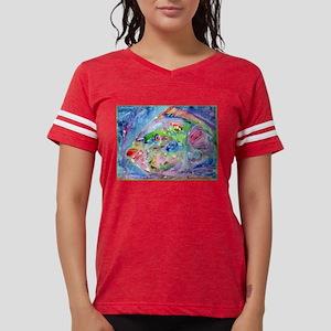 Tropical Fish! Colorful art! Womens Football Shirt