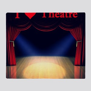 Theatre Throw Blanket