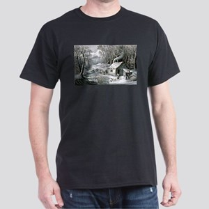 Home in the wilderness - 1870 T-Shirt