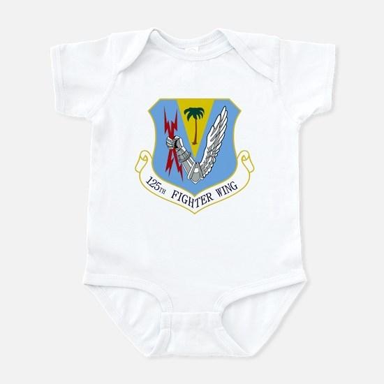 125th FW Infant Bodysuit