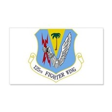 125th FW Wall Decal