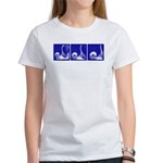 Blue Thrust Women's T-Shirt