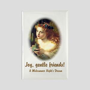 Joy, Gentle Friends! Magnets