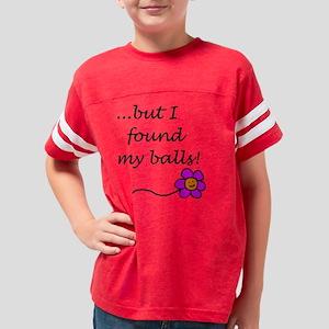 balls Youth Football Shirt