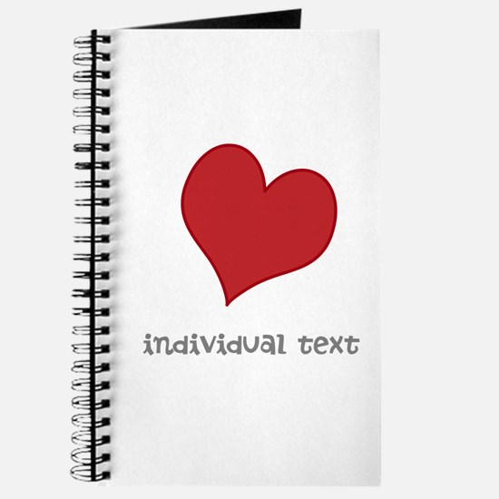 individual text, heart Journal