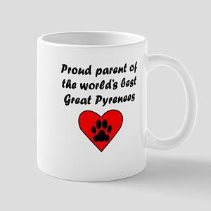 Great Pyrenees Parent Mugs