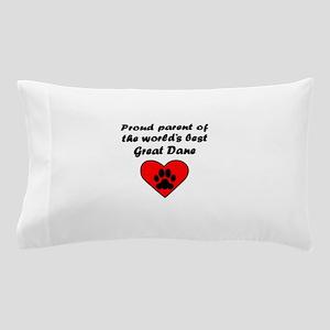 Great Dane Parent Pillow Case