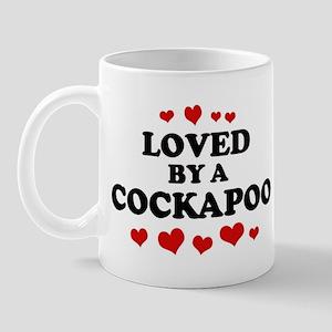 Loved: Cockapoo Mug