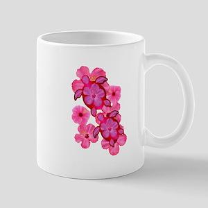 Hawaiian Honu And Hibiscus Mug
