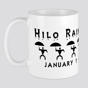 Hilo Rain Festival Mug