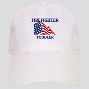 Firefighter TODDLER (Flag) Cap