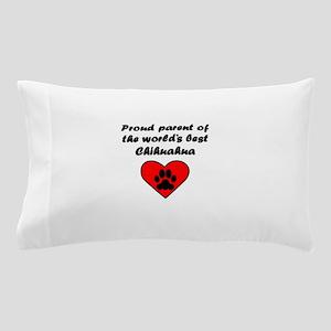 Chihuahua Parent Pillow Case