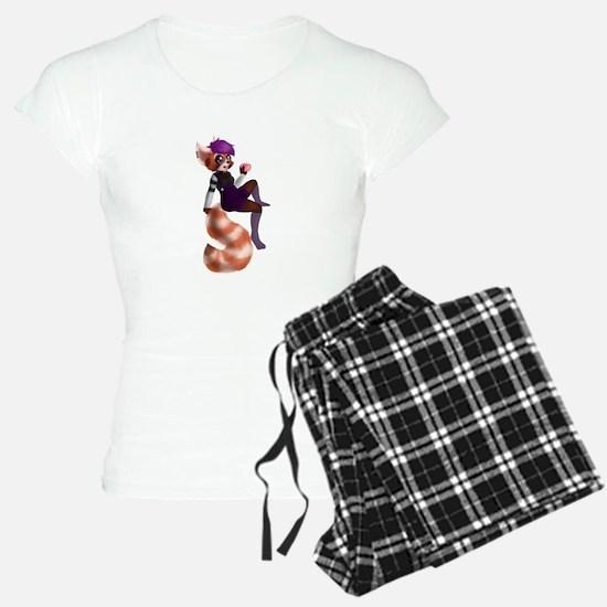 Red Panda Girl pajamas