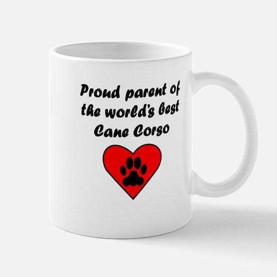 Cane Corso Parent Mugs