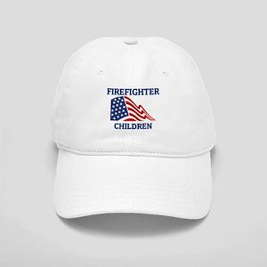Firefighter CHILDREN (Flag) Cap