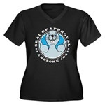 Seal Of Approval Plus Size T-Shirt