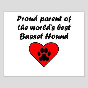 Basset Hound Parent Posters