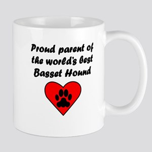 Basset Hound Parent Mugs