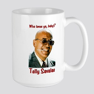 Savalas.TV Large Mug