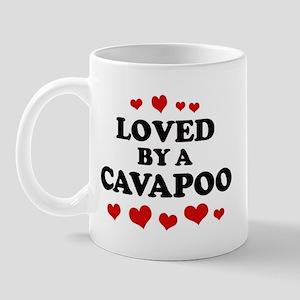 Loved: Cavapoo Mug