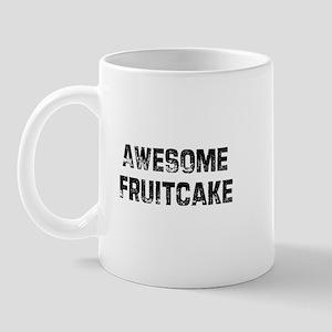 Awesome Fruitcake Mug