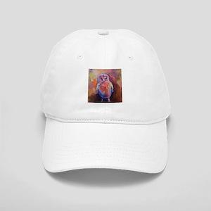 Baby Barred Owl Cap