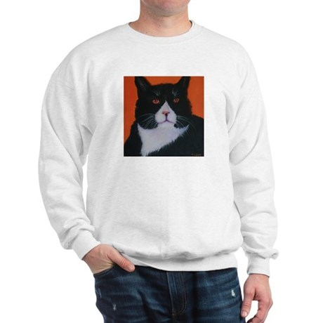 Sir Walter Orange Sweatshirt