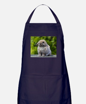 Unique Rabbits Apron (dark)