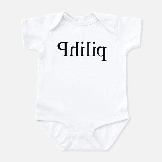 Philip: Mirror Infant Bodysuit