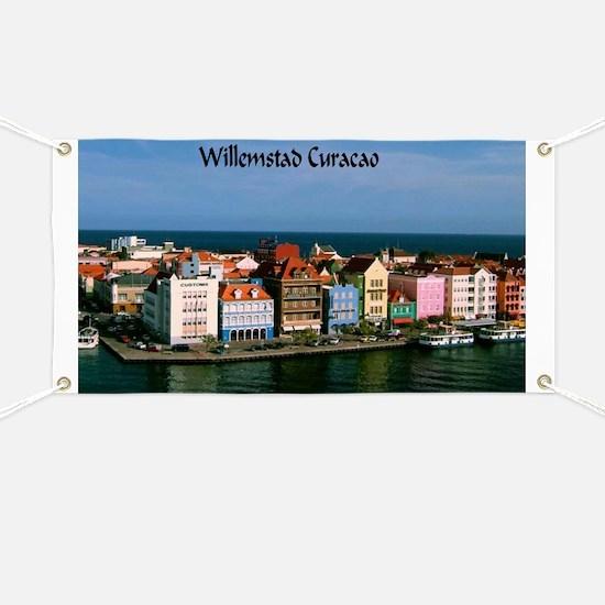 Willemstad Curacao Banner