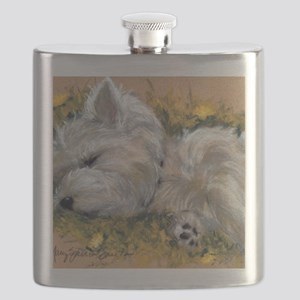 Beautiful Dreamer Flask