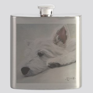 Like an Angel Flask