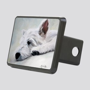 Like an Angel Rectangular Hitch Cover