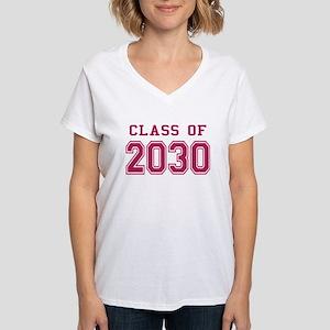 Class of 2030 (Pink) T-Shirt