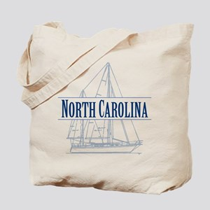 North Carolina - Tote Bag