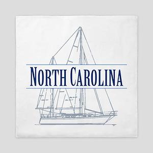 North Carolina - Queen Duvet
